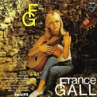 Cover France Gall - FG [Les sucettes]